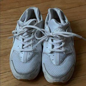 Little Girls Nike Huaraches